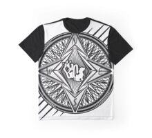Direction - Simple Graphic T-Shirt