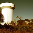 Water Tower by sunsetrainbow