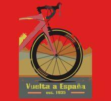 Vuelta a España Bike Kids Clothes