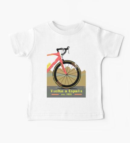 Vuelta a España Bike Kids Clothes