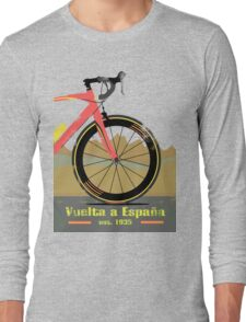 Vuelta a España Bike Long Sleeve T-Shirt