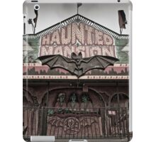 Haunted Mansion at a Carnival iPad Case/Skin