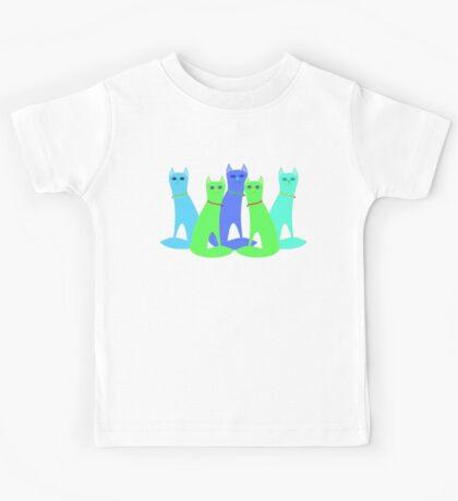 Cool Cats Kids Tee