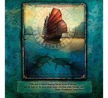 The Secret of the Sea Photographic Print