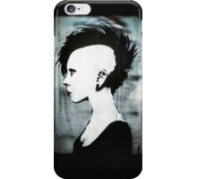 dragon girl iPhone Case/Skin