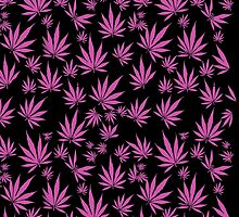 Pink Kush (Leaves in the wind) by GrindHarder