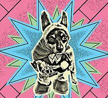 Wonder Dog by Dennis Rogers