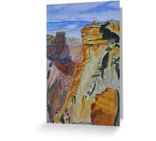 Independence Rock Greeting Card