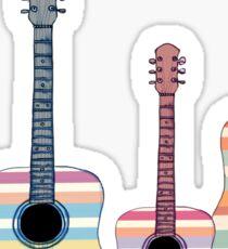 Indie Guitars Sticker