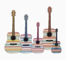 Indie Guitars Kids Tee