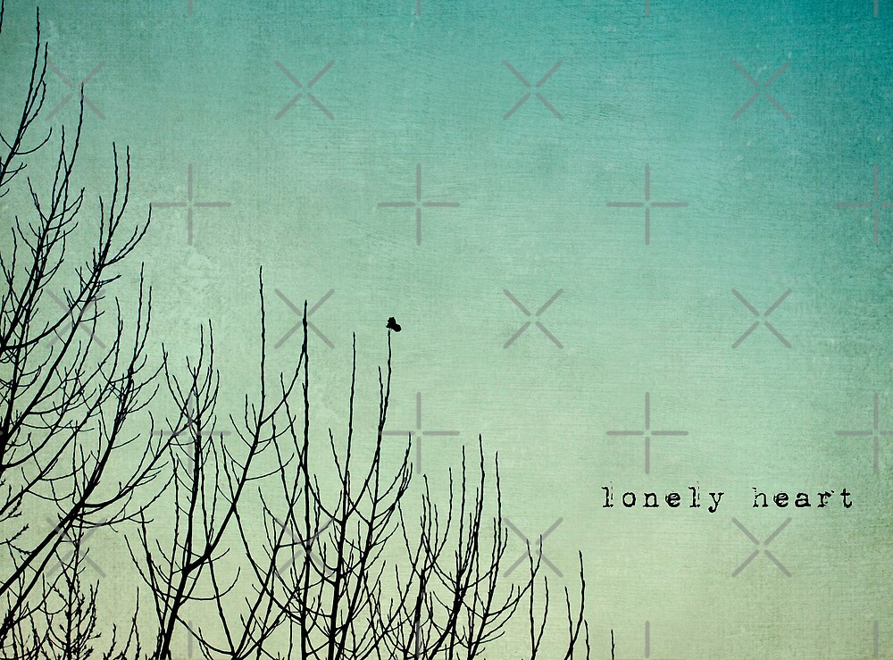lonely heart by Ingrid Beddoes