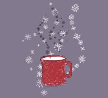 a cup of cheer Kids Tee