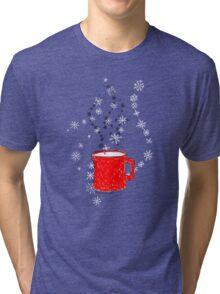 a cup of cheer Tri-blend T-Shirt