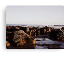 The Big Blue Sea Canvas Print