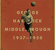 George Hardwick - Boro by homework
