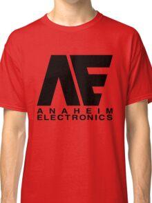 Anaheim Electronics Black Logo Classic T-Shirt