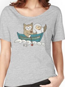 Bon Voyage Women's Relaxed Fit T-Shirt