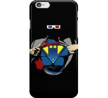 THE MAN OF TIME iPhone Case/Skin