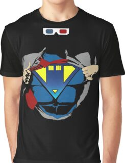 THE MAN OF TIME Graphic T-Shirt