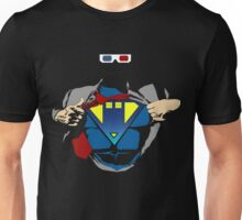THE MAN OF TIME Unisex T-Shirt