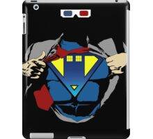 THE MAN OF TIME iPad Case/Skin