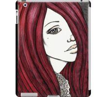 Ruby Tuesday iPad Case/Skin