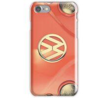 Big Orange iPhone Case/Skin