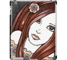 Cinnamon Girl iPad Case/Skin