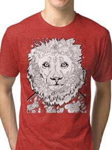 Lion Tri-blend T-Shirt