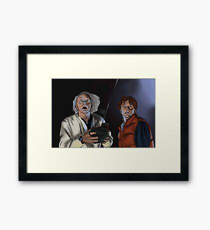 Great Scot! Framed Print