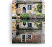 A Place To Reflect Metal Print