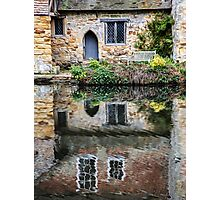 A Place To Reflect Photographic Print