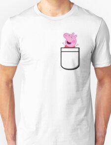 Peppa Pig Pocket Unisex T-Shirt