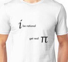 i and pi Unisex T-Shirt
