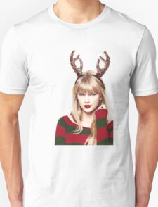 Merry Christmas Taylor Swift Unisex T-Shirt
