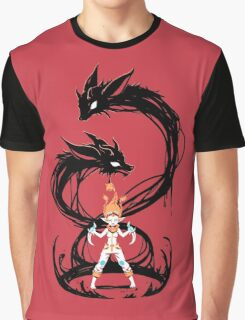 Fox Summoner Graphic T-Shirt