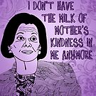 Lucille Bluth by hillarypl