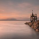 West Beach, Silloth by Brian Kerr
