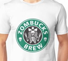The Zombie Preferred Brew Unisex T-Shirt