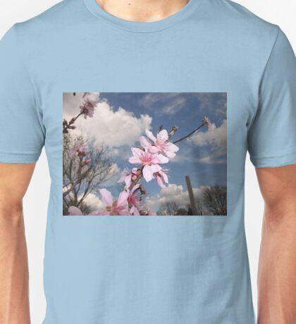Apple Blossoms Photo Unisex T-Shirt