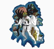 Star Wars Zombies Kids Clothes