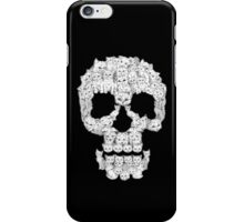 Skulls are for Pussies iPhone Case/Skin