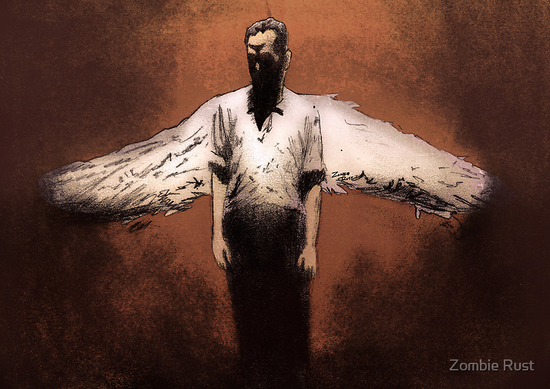 Losing My Religion by Zombie Rust