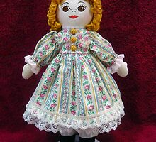 Miss Bessie the Doll by Vivian Eagleson