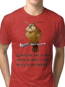 Kaepora Gaebora Tri-blend T-Shirt