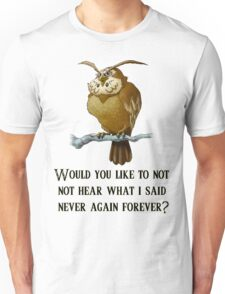 Kaepora Gaebora Unisex T-Shirt