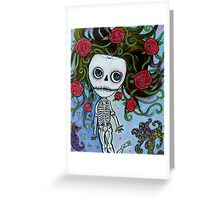 Rose Of The Sea Greeting Card