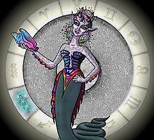 Capricorn Goddess by Jack Knight