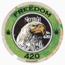Freedom 420 by kushcoast