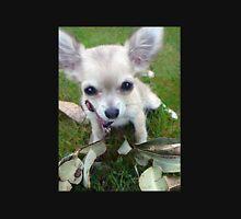 Little White Chihuahua Pup Unisex T-Shirt